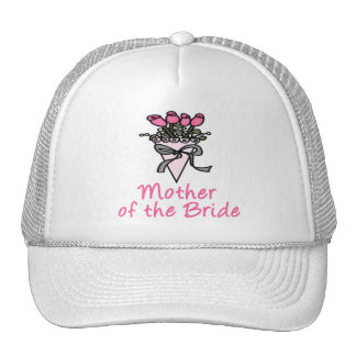 Bouquet Mother of the Bride Mesh Hats