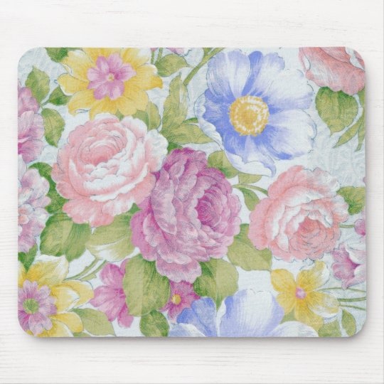 Bouquet Mouse Mat