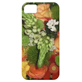 Bouquet multicolored iPhone 5 covers