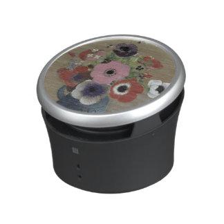 Bouquet of anemones speaker