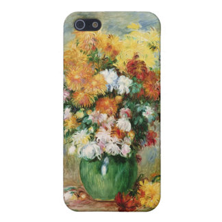 Bouquet of Chrysanthemums, c.1884 Case For The iPhone 5