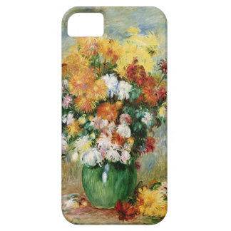 Bouquet of Chrysanthemums, c.1884 iPhone 5 Cases