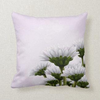 bouquet of daisies cushion