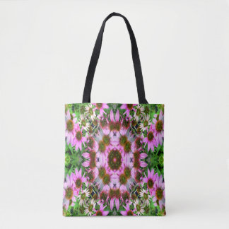 Bouquet of Echanicea... Tote Bag