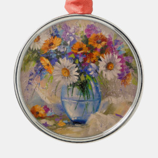 Bouquet of field christmas ornament