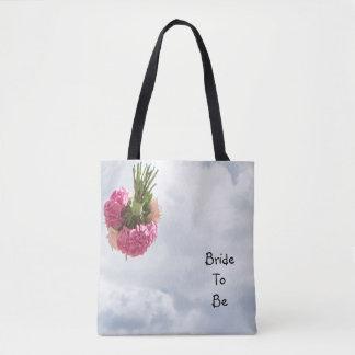 Bouquet of Flowers Bag