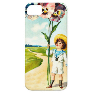 Bouquet of flowers iPhone 5 cover