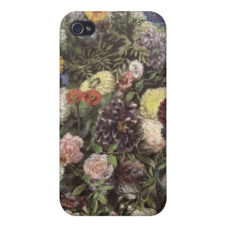 Bouquet of Flowers Case For The iPhone 4