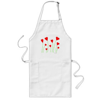 Bouquet of Hearts Apron