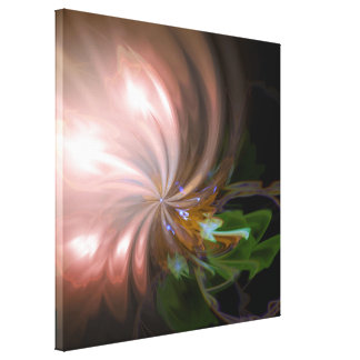 Bouquet of Lights Stretched Canvas Prints