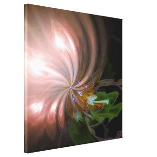 Bouquet of Lights Canvas Prints
