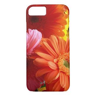 Bouquet of magic flowers iPhone 7 case