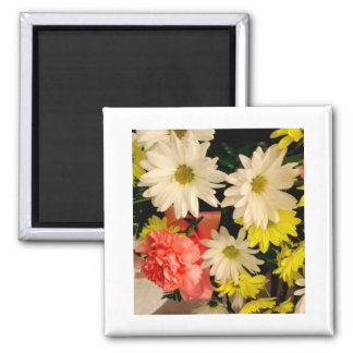 Bouquet of Marguerite Daisies Magnet