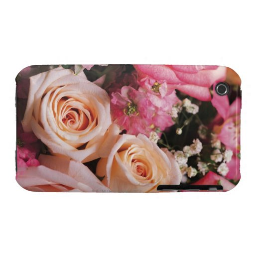 Bouquet of roses Case-Mate iPhone 3 cases