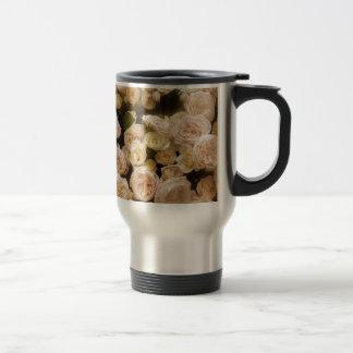 Bouquet of  Roses Travel Mug