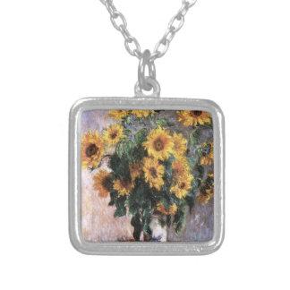 Bouquet of sunflower custom jewelry