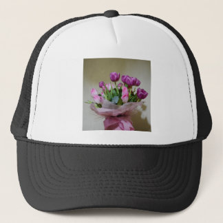 Bouquet of Tulips Trucker Hat