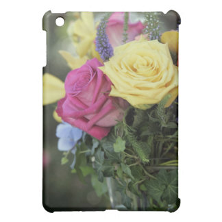 Bouquet on case iPad mini cases