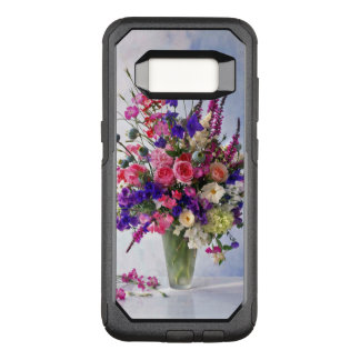 bouquet OtterBox commuter samsung galaxy s8 case