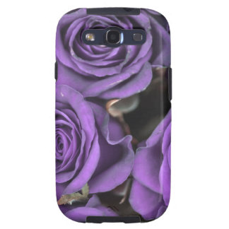bouquet purple rose roses date rsvp bridal destiny galaxy SIII cases
