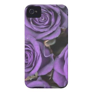 bouquet purple rose roses date rsvp bridal destiny Case-Mate iPhone 4 case