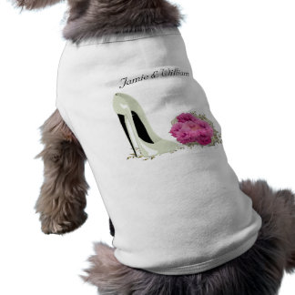 Bouquet Roses and Wedding Stiletto Gifts Shirt