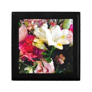 Bouquet Small Square Gift Box