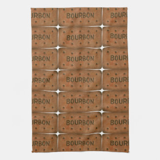 Bourbon Biscuit Kitchen Tea Towel
