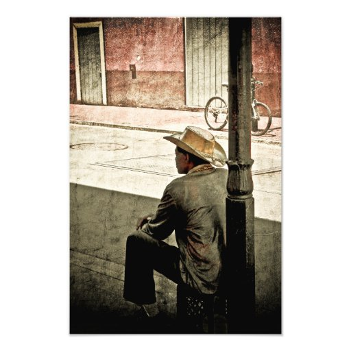 Bourbon Cowboy Photo
