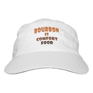 BOURBON IS COMFORT FOOD HAT