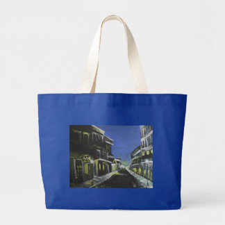 Bourbon Street 4am Tote Bag