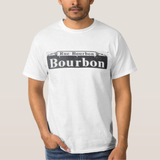 Bourbon Street Front and Back Tshirt