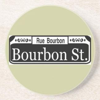 Bourbon Street Sign Coaster