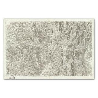 Bourgen Bresse Tissue Paper