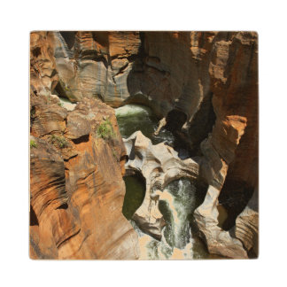 Bourke's Luck Potholes, Giants Kettle 3 Wood Coaster