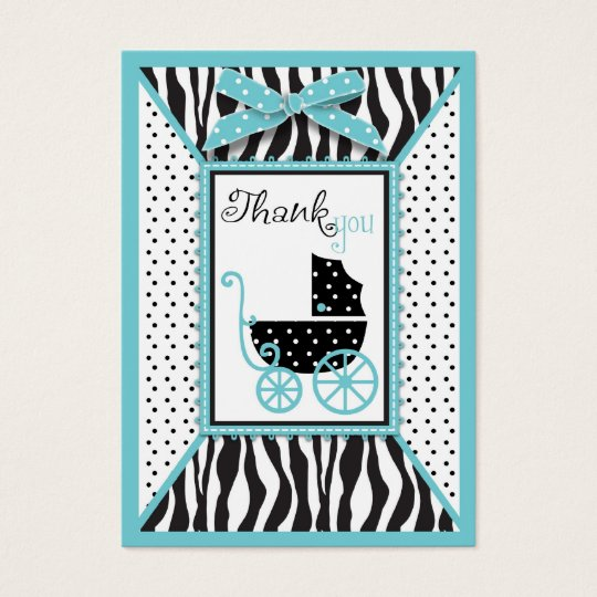 Boutique Chic Boy TY Gift Tag