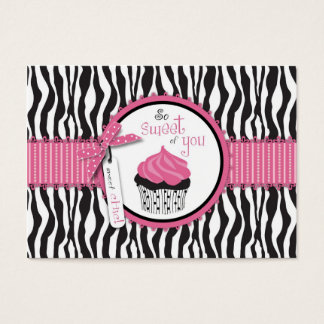 Boutique Chic TY Cupcakes Gift Card