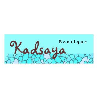 Boutique Kadsaya 6 Store Business Card
