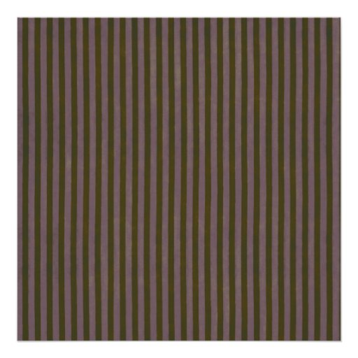 "Boutique Stripes ~ Gift Wrapping Paper 24""x24"" Posters"