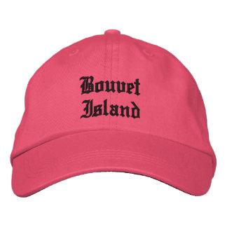 Bouvet Island Custom Hat Embroidered Hats