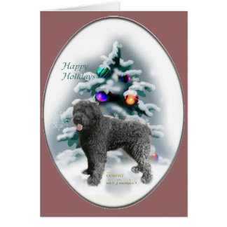 Bouvier des Flandres Christmas Gifts Cards