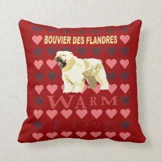 Bouvier Des Flandres Cushion