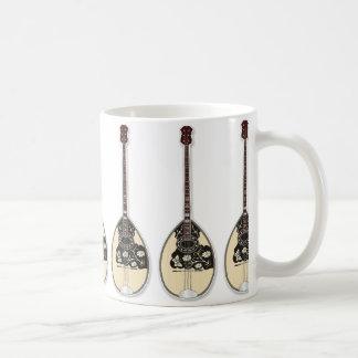 Bouzouki Coffee Mug