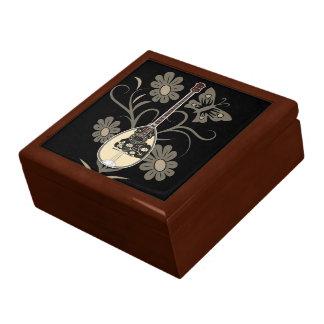 Bouzouki Large Square Gift Box