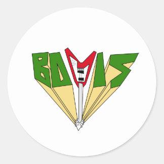 Bovis Sticker