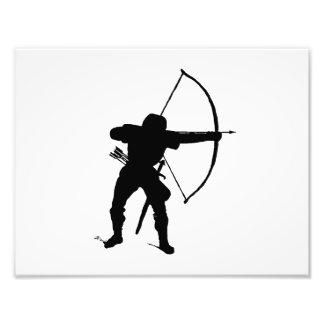 Bow and Arrow Art Photo