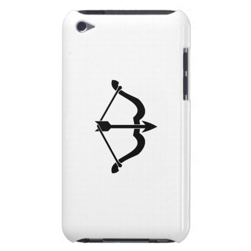 Bow and Arrow Barely There iPod Case