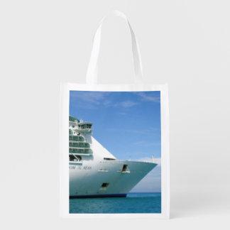 Bow and Sky Single Sided Reusable Grocery Bag