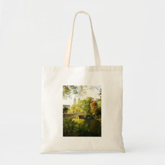 Bow Bridge, Central Park, Late Summer, NYC Tote Bag