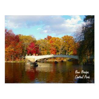 Bow Bridge Post Card
